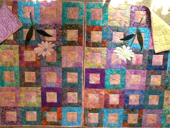 Customer Quilt April 2017