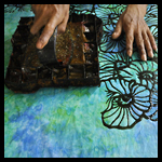 How Batiks Are Made by Hand